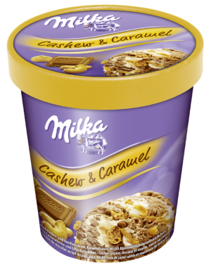 205140075 Mondelez Milka Cashew&Caramel 480ml