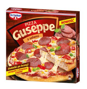 Dr Oetker Pizza Guseppe z salami