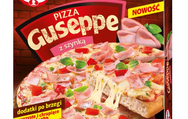 Dr Oetker Pizza Guseppe z szynką