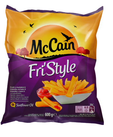 McCain 123 FriStyle luty 11