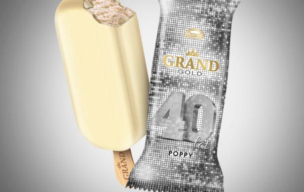 Grand Gold POPPY